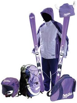 Конкурс Milka - «Ski Down Challenge»
